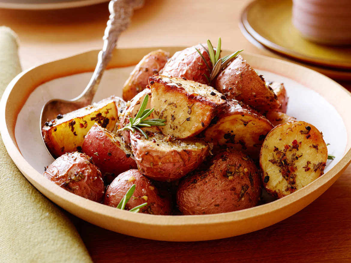 Rosemary red pototoes